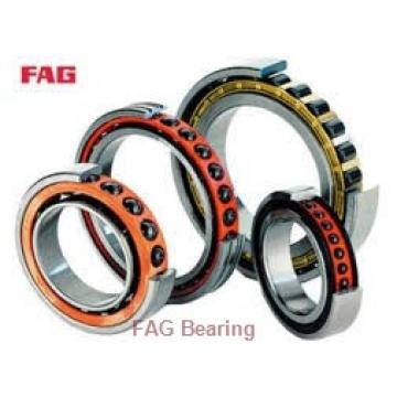 FAG 6214-2Z deep groove ball bearings