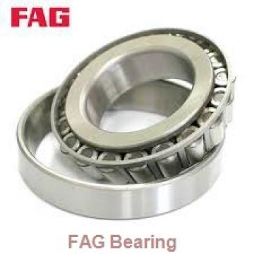 FAG 6317 deep groove ball bearings