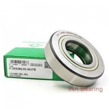 INA SL014834 cylindrical roller bearings