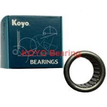 KOYO 495X/493 tapered roller bearings