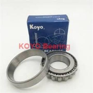 KOYO 60/28-2RD deep groove ball bearings