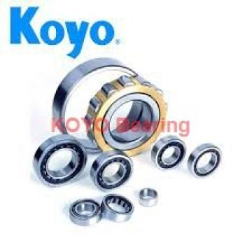 KOYO NJ209R cylindrical roller bearings