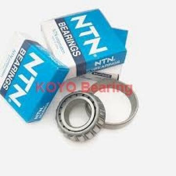 KOYO 7205CPA angular contact ball bearings