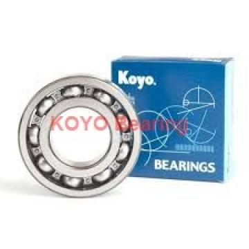 KOYO 1307 self aligning ball bearings